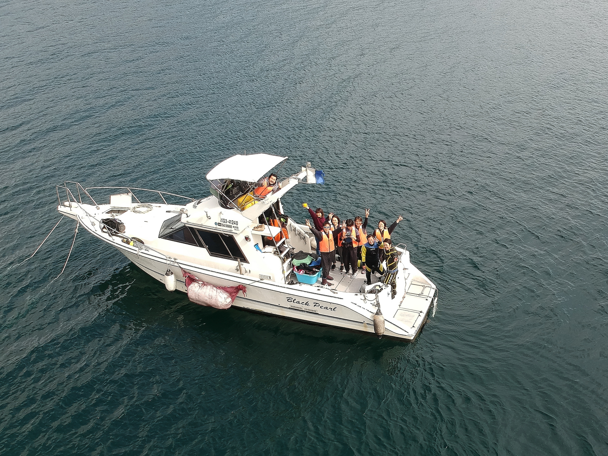 鹿児島の海2 〜錦江湾に潜る〜